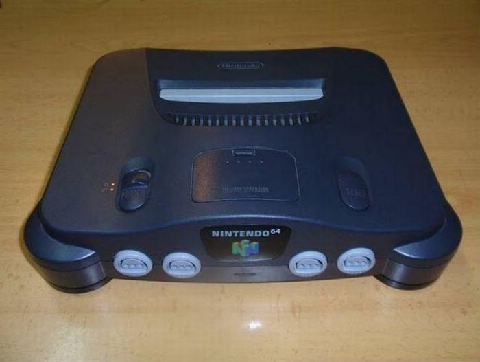 The Second Life of an Old Nintendo 64, part 64