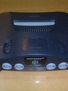 The Second Life of an Old Nintendo 64