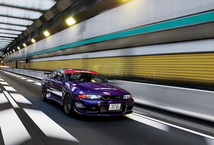 BNR32 Skyline GT-R