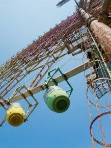 Abandoned Ferris Wheel in Japan