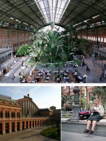 The Most Beautiful Train Stations in the World