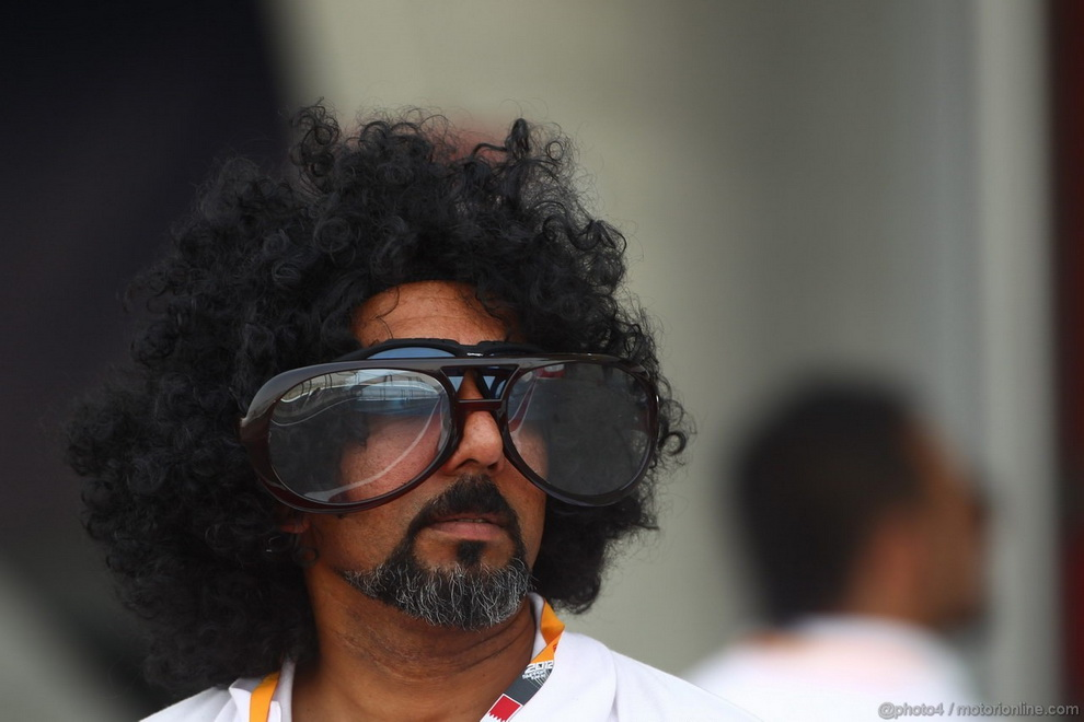 Behind the scenes of Bahrain Grand Prix 2012, part 2012
