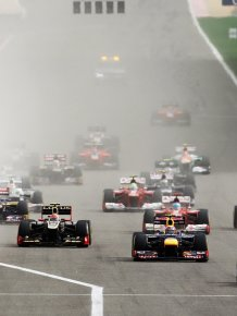 Behind the scenes of Bahrain Grand Prix 2012