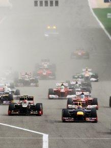 Behind the scenes of Bahrain Grand Prix 2012