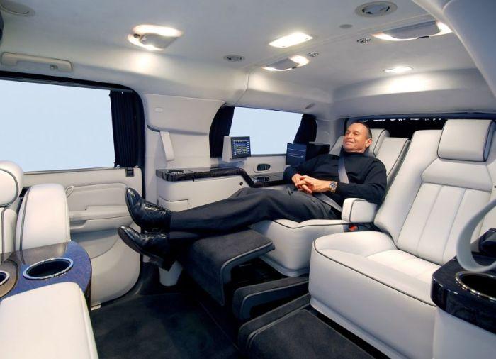 Becker Cadillac Escalade ESV
