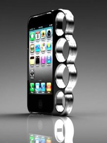 iPhone Case for Self-Defense