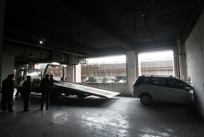 How not to Park Your Car