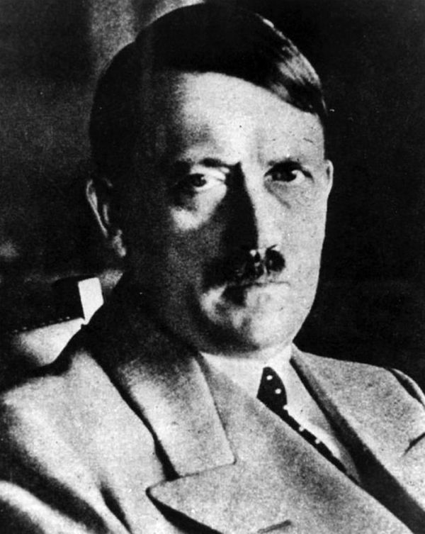 Hitler in Disguise