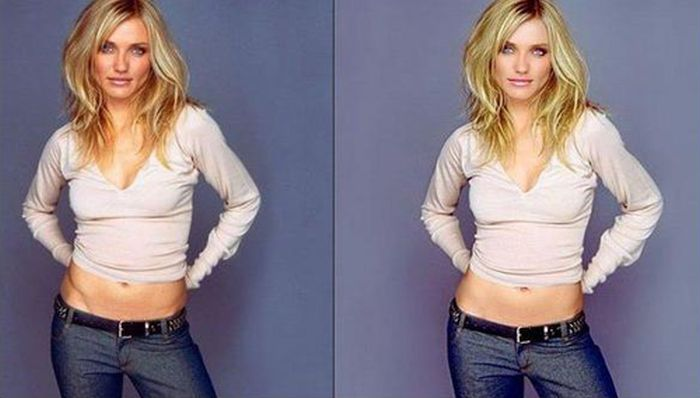 Celebrity Photos Before And After Photoshop