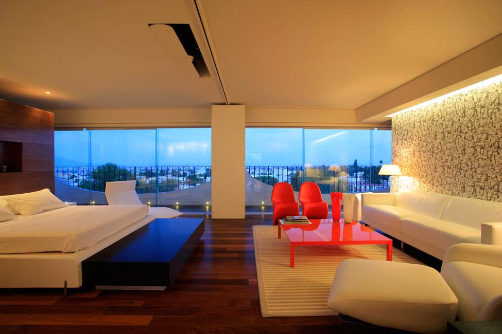 Stylish penthouse apartment in Guadalajara, Mexico
