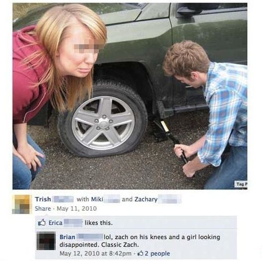 Funny Facebook Moments