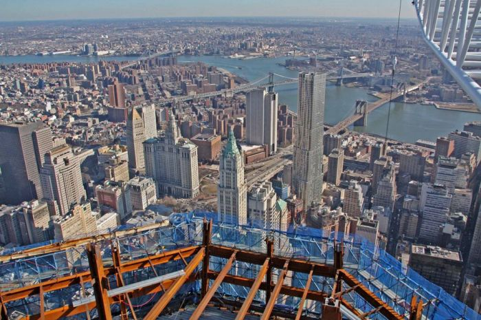 Construction Of One World Trade Center Others