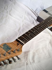 Nintendo Entertainment System Guitar