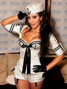 Kim Kardashian's sexiest costumes