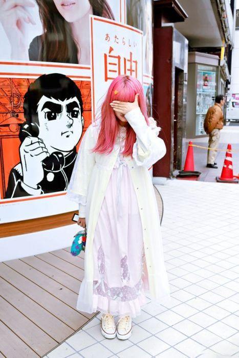 Street Fashion in Japan