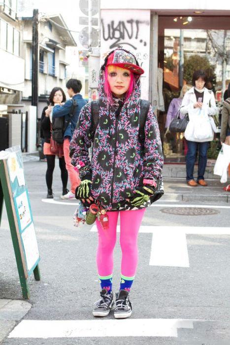 Street Fashion In Japan Fun