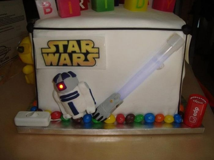 A Very Special Birthday Cake