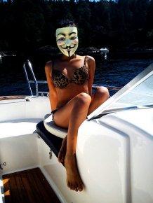 Sexy Masked Mamas