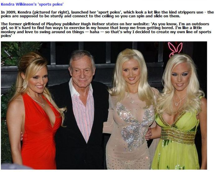Strange Celebrity Businesses
