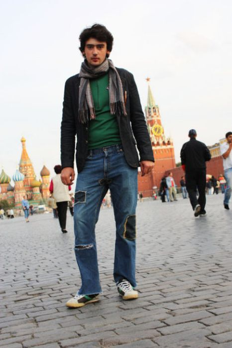 Street Fashion in Moscow