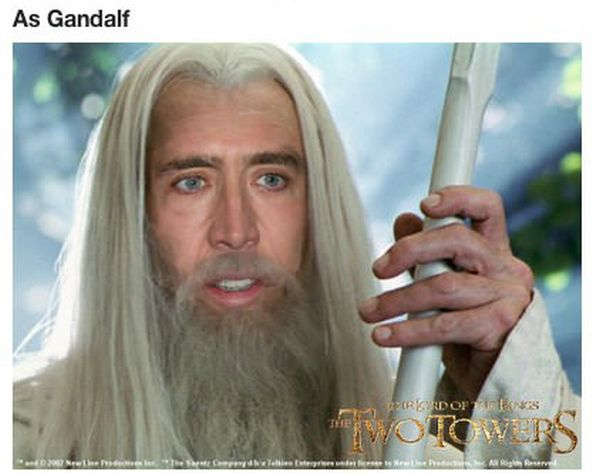 Nicolas Cage Can Play Everyone