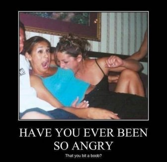Have You Ever Been so Angry Demotivational Posters