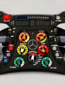 F1 Steering Wheels