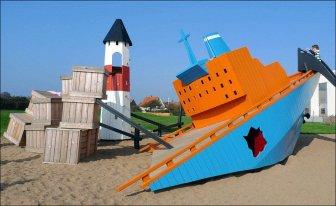 Fantastic Playgrounds for Children