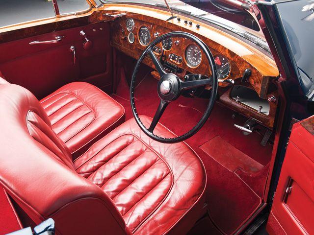 1958 Rolls-Royce Silver Cloud
