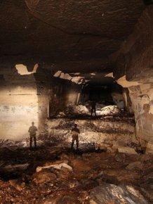 French World War I Bunker