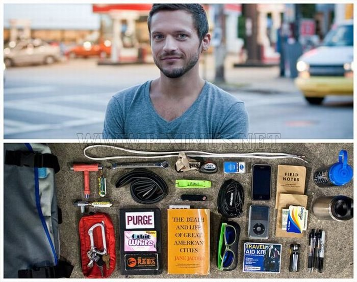 Things That People Carry