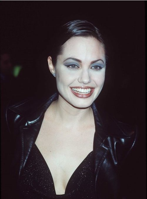 Angelina Jolie Changing Styles