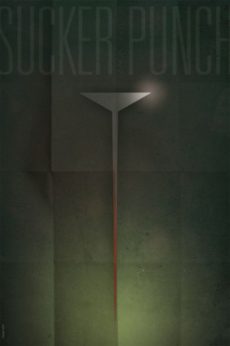 Awesome Minimalist Movie Posters