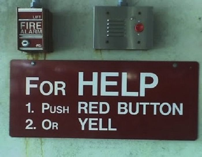 Useless Signs, part 2