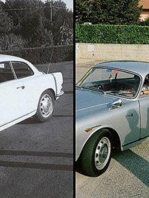 People and Their Cars Throughout the Time