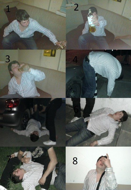 Hilarious Drunk and Wasted People