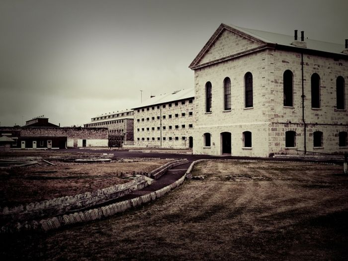 Abandoned Prison in Fremantle, Australia