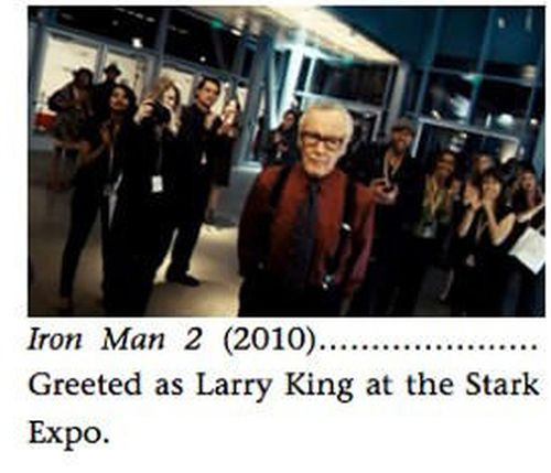 Stan Lee Cameo Appearances in Marvel Movies