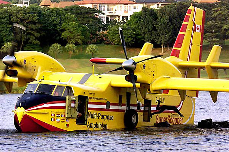 Unusual Airplanes