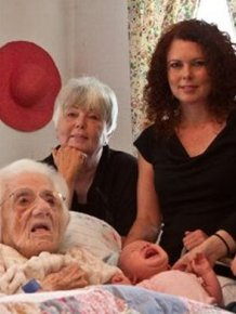 Six Generations of Daughters