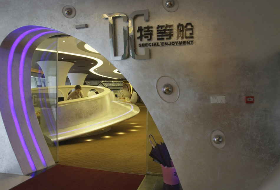 Airbus A380 themed restaurant in China