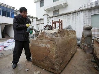 Incredibly Preserved 700-year-old Mummy Found in China