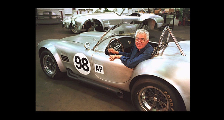 Tribute to Carroll Shelby