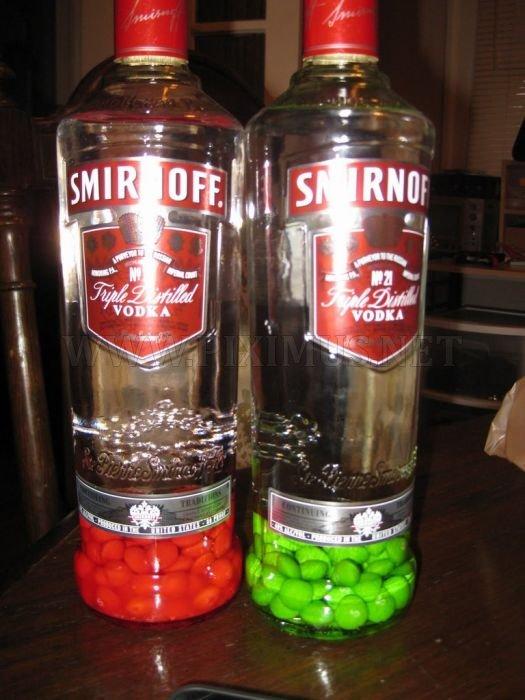 Skittles Vodka