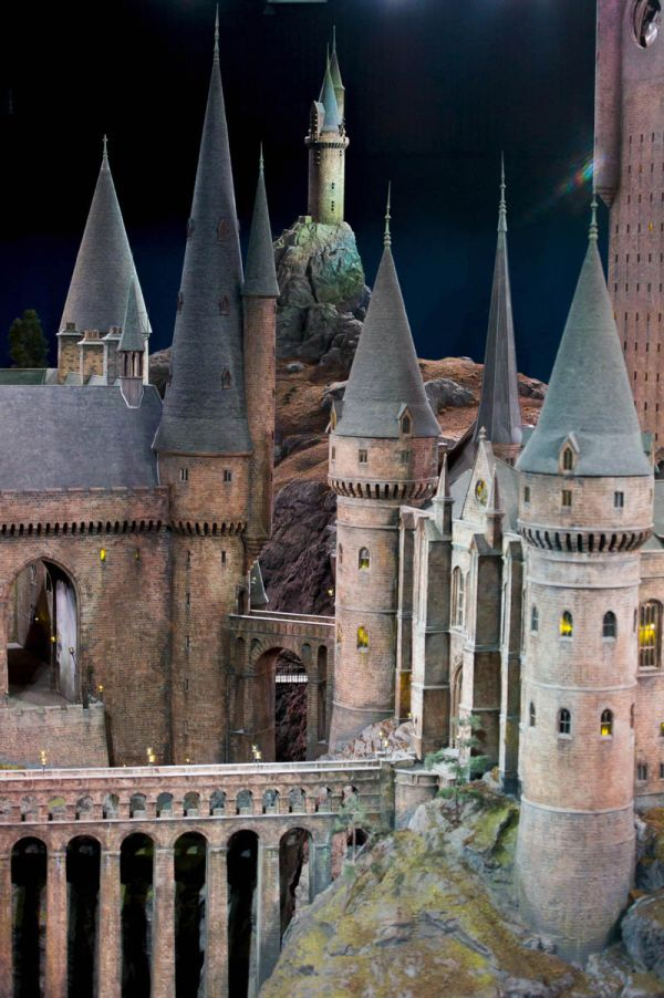 The Real Life Hogwarts Castle