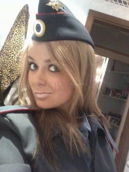 Russian Policewomen Are Kind of Fun
