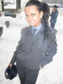 Russian Policewomen Are Kind of Fun