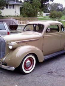1938 Plymouth Maiden Fail