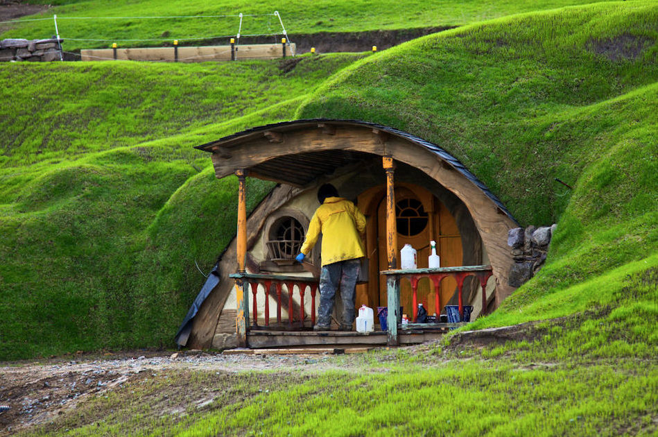 The Hobbit's World Comes to Life