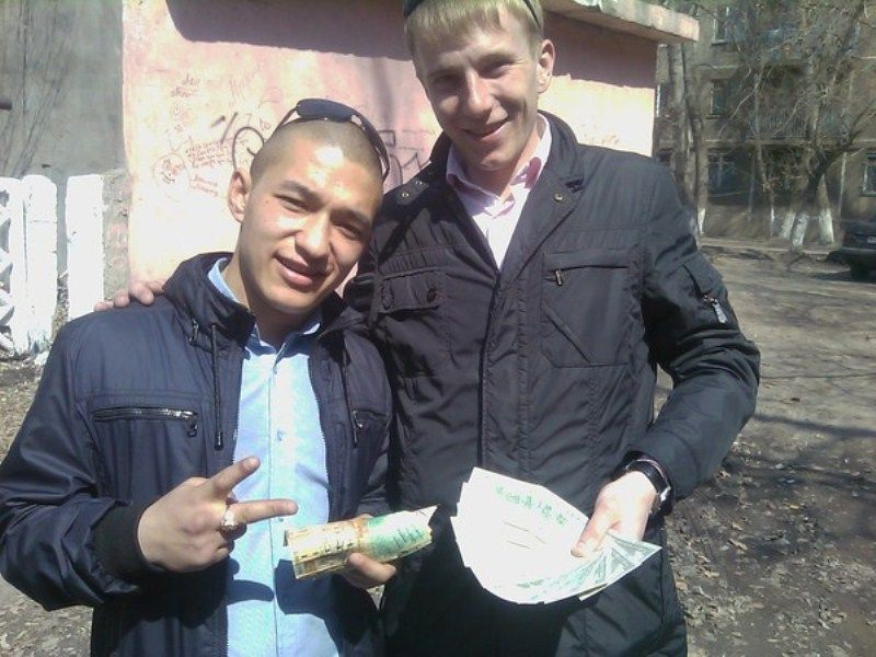Russians Are Crazy for Cash